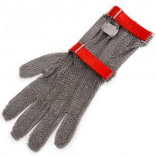 Перчатки кольчужные с манжетой