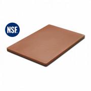 Доска разделочная коричневая Atlantic Chef, 40x25x1,2см