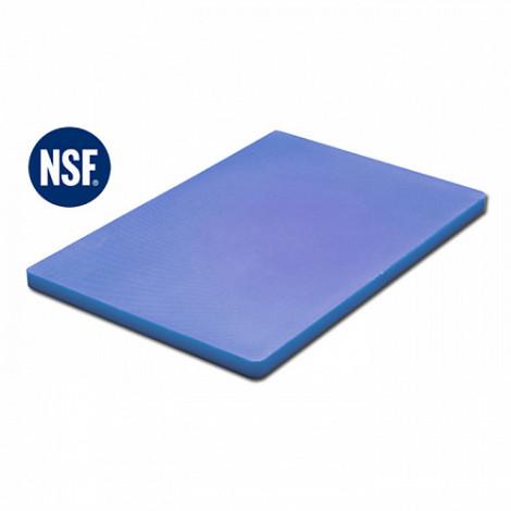 Доска разделочная синяя Atlantic Chef, 50x30, H=2