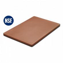 Доска разделочная коричневая Atlantic Chef, 50x30x2см