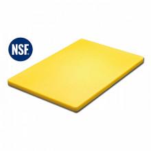 Доска разделочная желтая Atlantic Chef, 50x30x2см