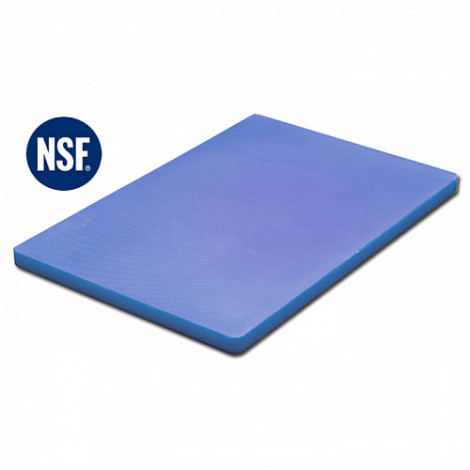 Доска разделочная синяя Atlantic Chef, 60x40, H=2