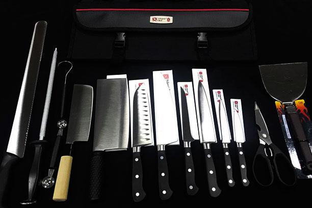 Поварские кухонные ножи Atlantic Chef Атлантик Шеф